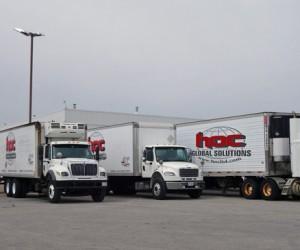 freight forwarding company toronto